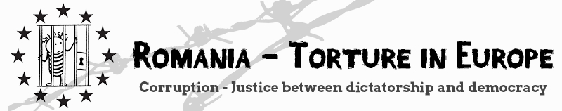 Romania - Torture in the European Union Logo